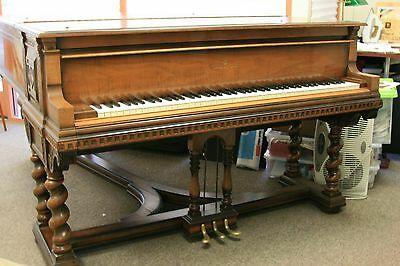 Antique 1925 Steinway reproducing grand piano 88 keys