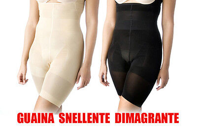 Nuova Guaina Snellente Dimagrante California Beauty Xxxl Body Modellante