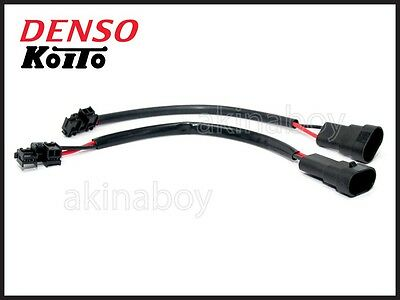 new lexus d2s d2r hid xenon ballast for denso oem ddlt002 unit 9005 9006 to denso ddlt 002 d2s d2r hid xenon ballast power input male harnesses