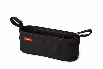 Diono Buggy Buddy Stroller Organizer, Black, New, Free Shipping