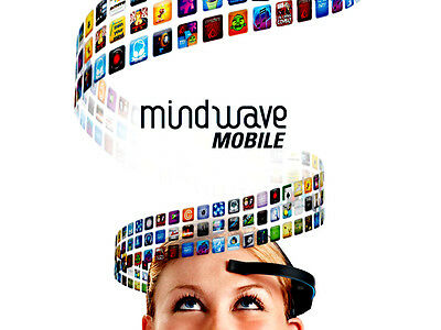 NEW NeuroSky MindWave Mobile BrainWave Starter Kit Compatible w/ iOS Android PC