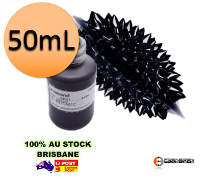 1 x Ferrotec EFH1 Ferrofluid - 50ml for Science and Arts Magnetic Display Model