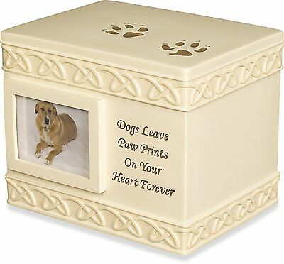 AngelStar 5-Inch Pet Urn for Dog, New, Free Shipping