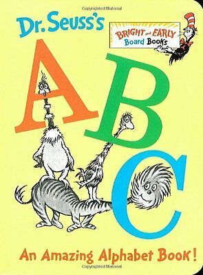 Dr. Seuss's ABC: An Amazing Alphabet Book!, New, Free Shipping