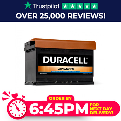 110 Titanium Car Van Battery 12V 640CCA - fits many Audi BMW Ford Merc Porsch