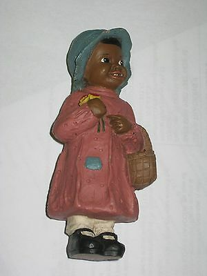 Martha Holcombe Collectible All God's Children PRISSY #95 Black Americana (336)
