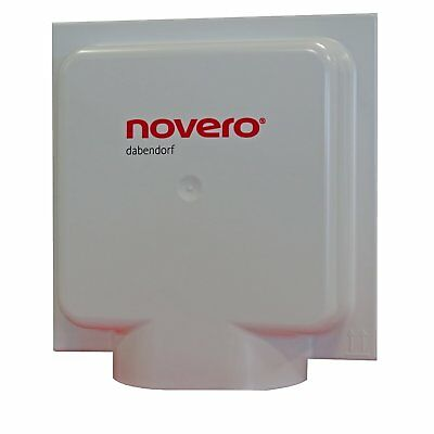 Novero Dabendorf LTE 800 MIMO Antenne inkl. 5m High Quality Twin-Kabel