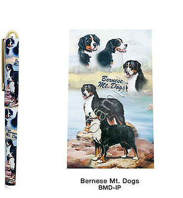 Best Friends by Ruth Maystead NEW Dog Pen Bernese Mountain Dog