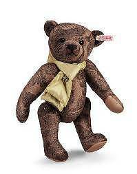 Steiff Jointed Brown Bear ~ Anthony ~ Limited Edition 1500 ~ NIB W/ Certificate