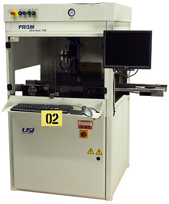 Ultrasonic Systems PRISM P450-1-151 Selective Coating System