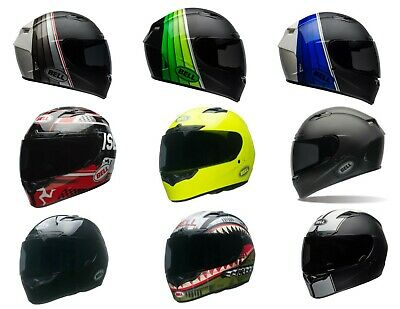 *FAST FREE SHIPPING* BELL QUALIFIER DLX MOTORCYCLE HELMET MIPS and Non-MIPS
