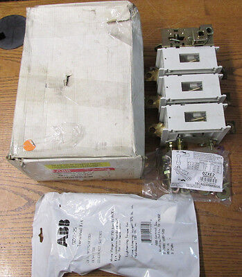 NEW NOS ABB OETL-NF200ASW Disconnect Switch 600VAC 200 Amps 3PH 0ETL-NF200ASW