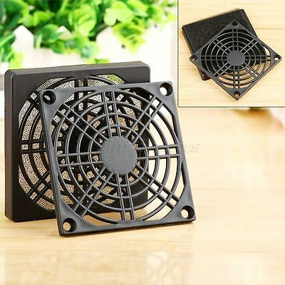 Dustproof Foam Mesh Heatsink Filter Dust Guard for 80mm PC Computer Cooling Fan