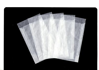 50 x LINDNER GLASSINE ENVELOPES  - 230 x 300 mm +20 mm flap- ACID FREE