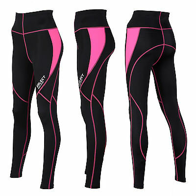 Select Women Compression Leggings. Ladies Sports Trousers. Yoga Pants, Running