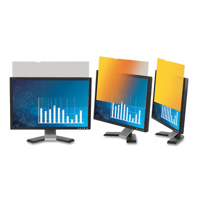 Frameless Gold LCD Privacy Filter for 19'' Monitor