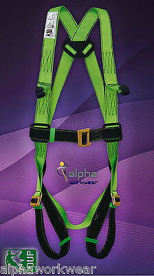 Safety Harness Safety Fall Arrest Full Body Adjustable leg straps FBH-B