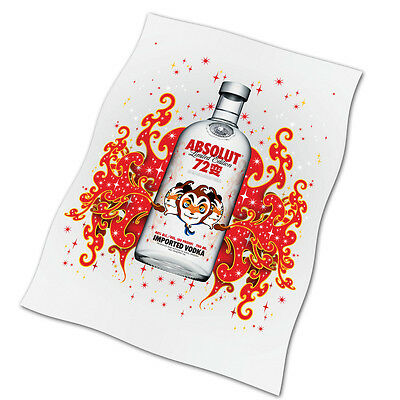 """Absolut Vodka 72 Edition Flag 28"""" Banner NEW Limited Edition Imported Ad"""