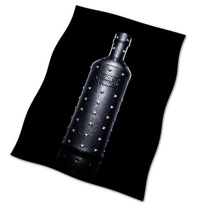 """Absolut Vodka ROCK Flag 28"""" Banner NEW Limited Edition Imported Ad Adv"""