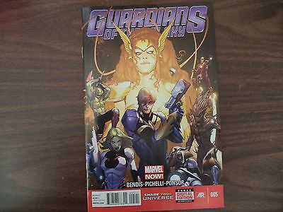 Guardians Of The Galaxy #5 (Marvel Now) First Print VF/NM 1st Angela In Marvel