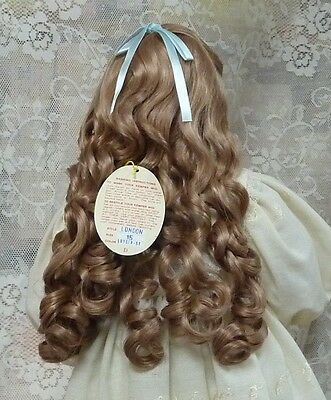 Kemper doll wig LONDON 15 STRAWBERRY  double super nice!!!