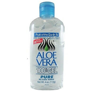 FRUIT OF THE EARTH ALOE VERA GEL (different sizes available to choose from)