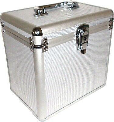 Aluminium Carry Storage Case Dj Equipment Cd Dvd Flight Tools Camera Music Box