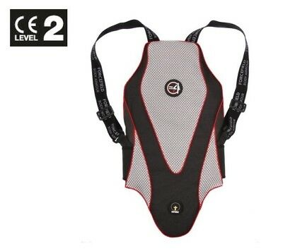 Forcefield Pro Sub 4 Motorcycle Body Armour/Back Protector - CE Level 2