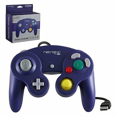 New RetroLink Gamecube Style USB Controller for PC & Mac