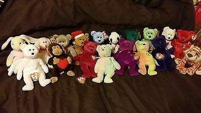 Ty Beanie Baby Collectibles