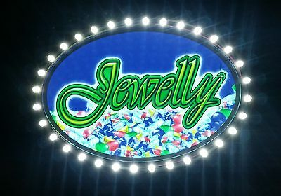 Spielo Aura JEWELLY Stand Alone Lighted Slot Machine Topper for 110 outlet