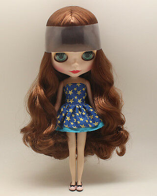 "Takara 12/"" Neo Blythe Long Hair Nude Doll from Factory TBY190"