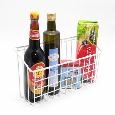 NEW Wire Handy Basket Large for Kitchen Bathroom or Laundry Cupboard