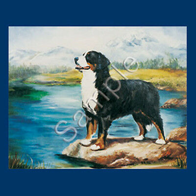 Best Friends Ruth Maystead List Pad & Pencil NEW Bernese Mountain Dog