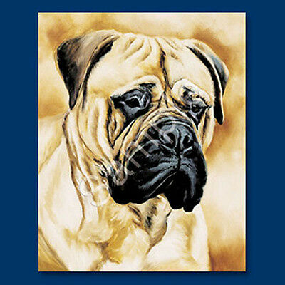 Best Friends Ruth Maystead List Pad & Pencil NEW Bullmastiff