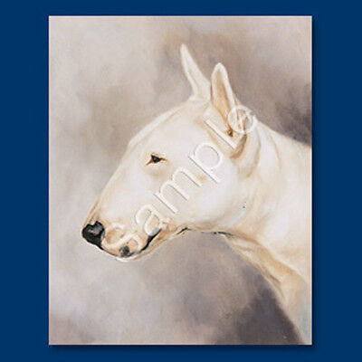 Best Friends Ruth Maystead List Pad & Pencil NEW Bull Terrier