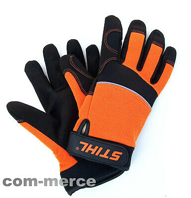 STIHL MS-Handschuhe CARVER Pro Arbeitshandschuhe Dynamic Vent
