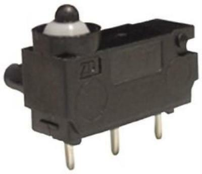 2X No.86R9335 Honeywell S&C Zd30s20a01 Microswitch,Pin Plgr,Spdt,3a,125v