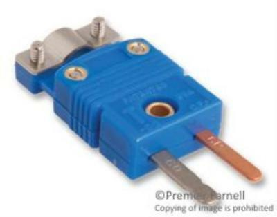 SMPW-CC-T-M -  Thermocouple Connector, Miniature, Cable Clamp Cap
