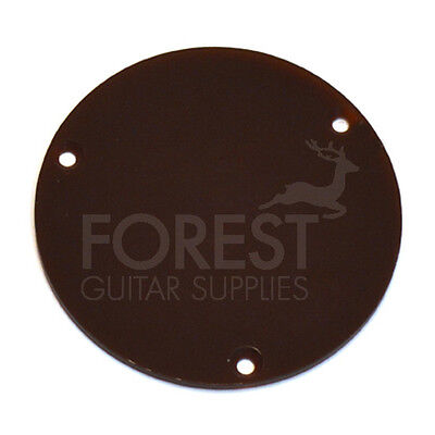 GIBSON LP Switch back cover Black, fits Gibson Les Paul USA