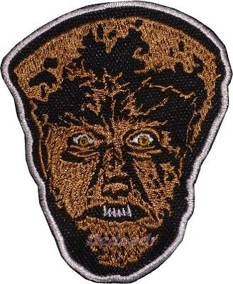 The Wolf Man Embroidered Patch Lon Chaney Jr Horror Movie Universal Monster