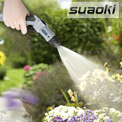 Electric Outdoor Portable Water Pump Shower with Hose Showerhead Travel Camping