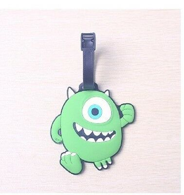 Cute Travel Luggage Tag - Minions Monster