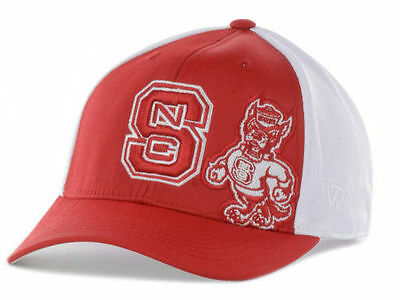 newest ad432 1630d Nc State Wolfpack - Top Of The World Ncaa Trapped One Fit Cap hat -
