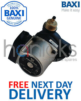 Baxi 80E, 80 Eco, 80 Maxflue Grundfos 15-50 Pump 248041 248244 Genuine Part NEW