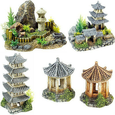 Decorations fish aquarium pet supplies for Decoration zen aquarium