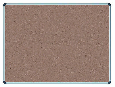 Office Depot Aluminium frame cork notice board 3 sizes available corkboard