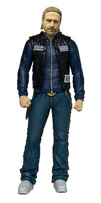Jax Teller Charlie Hunnam Sons of Anarchy Samcro Redwood Mc Action Figur Mezco