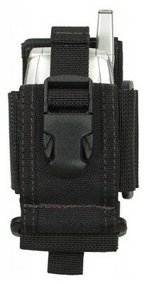 New! Maxpedition CP-M Cell Phone & 2 Way Radio Pouch Black Medium Size 0101B