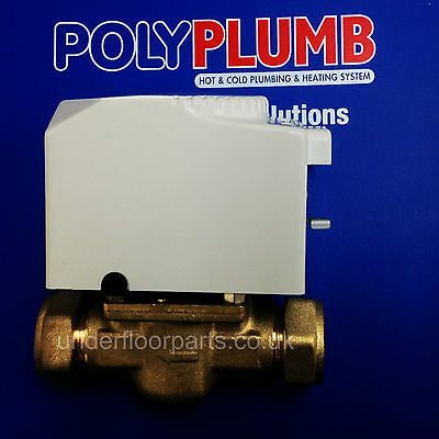 2 port 22mm Zone Valve replacement for Polypipe Polyplumb PB9700ZV Motorised